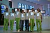 Philips Lumalive Textile Displays